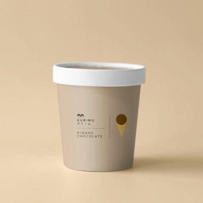 premium japanese ice cream - Kinako Chocolate 1 400x400 - Kurīmu クリーム